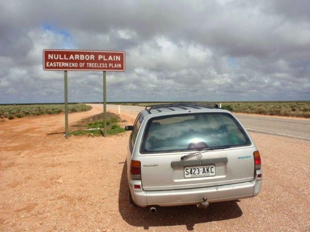 Epic Australian Road Trip: Crossing the Nullarbor Plain