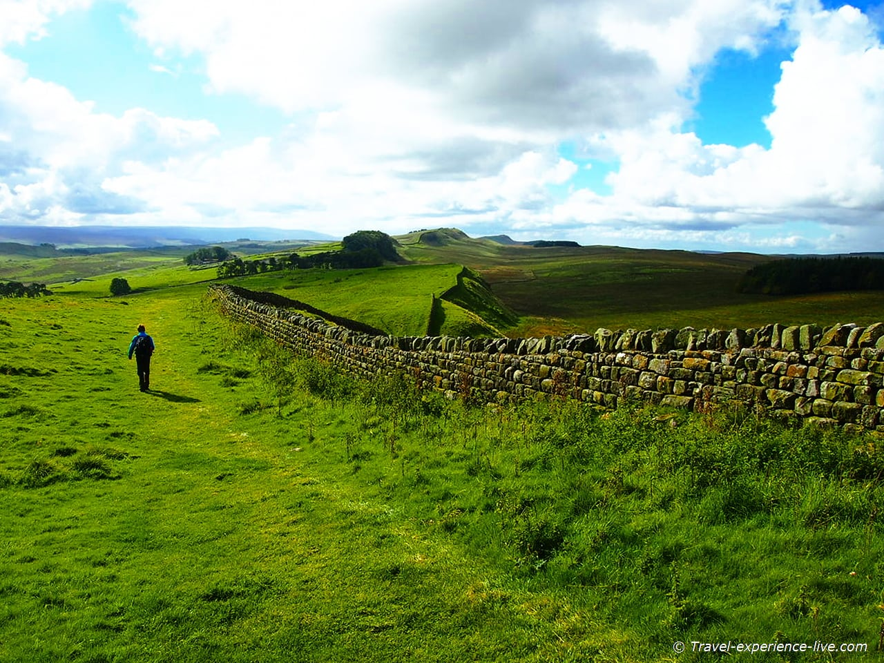 Hadrian's Wall Path in Pictures – Monday, Tuesday and Wednesday