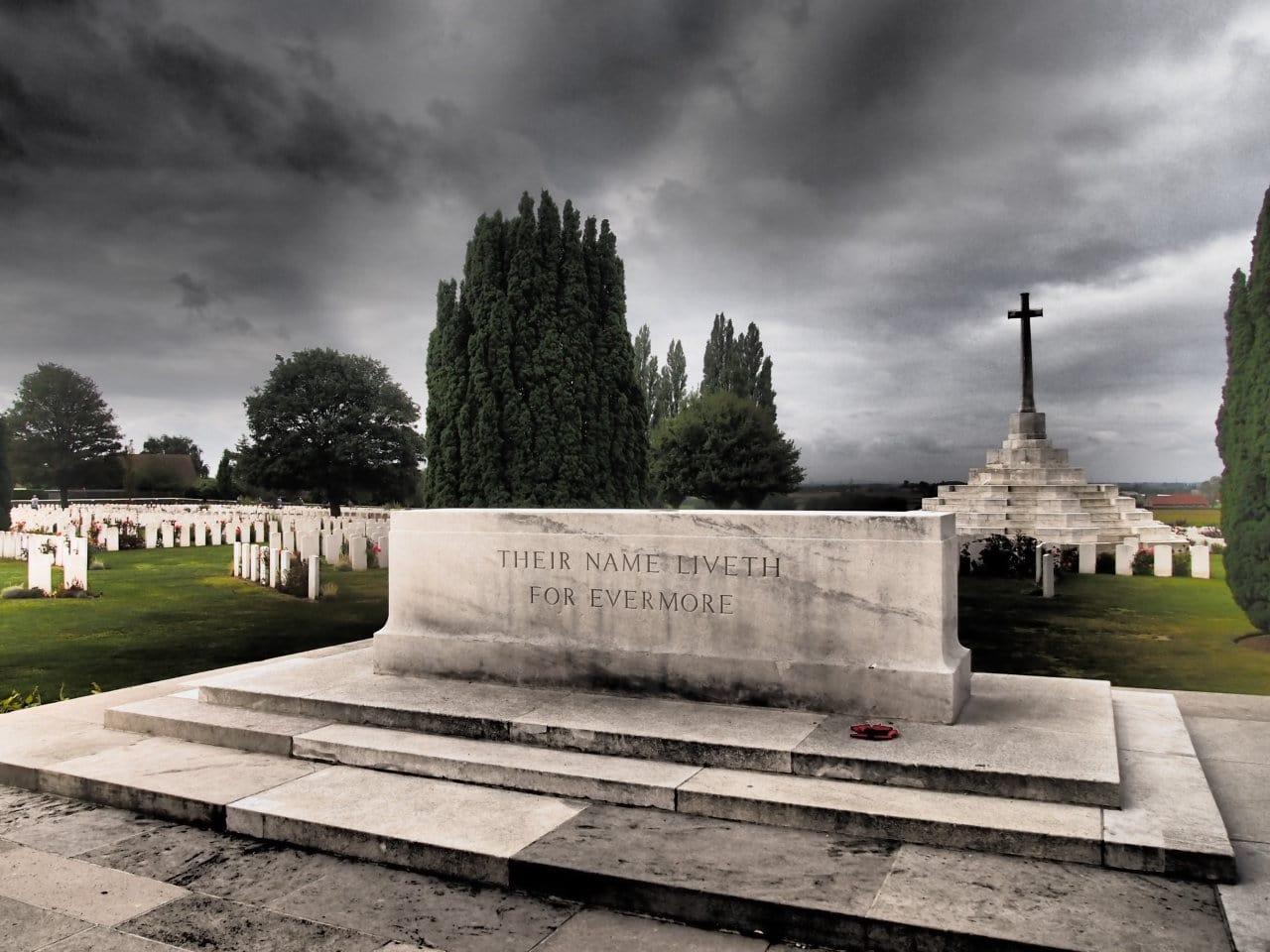 Armistice Day & Flanders Fields