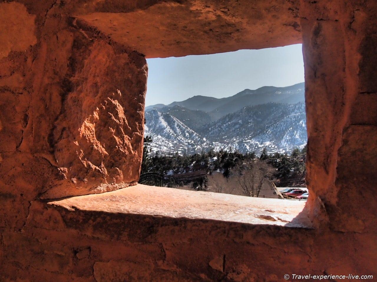 Spring Break in Colorado – Cañon City and Colorado Springs
