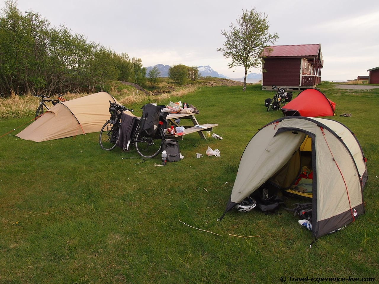 North Cape Cycling Adventure – Day 48 to 57