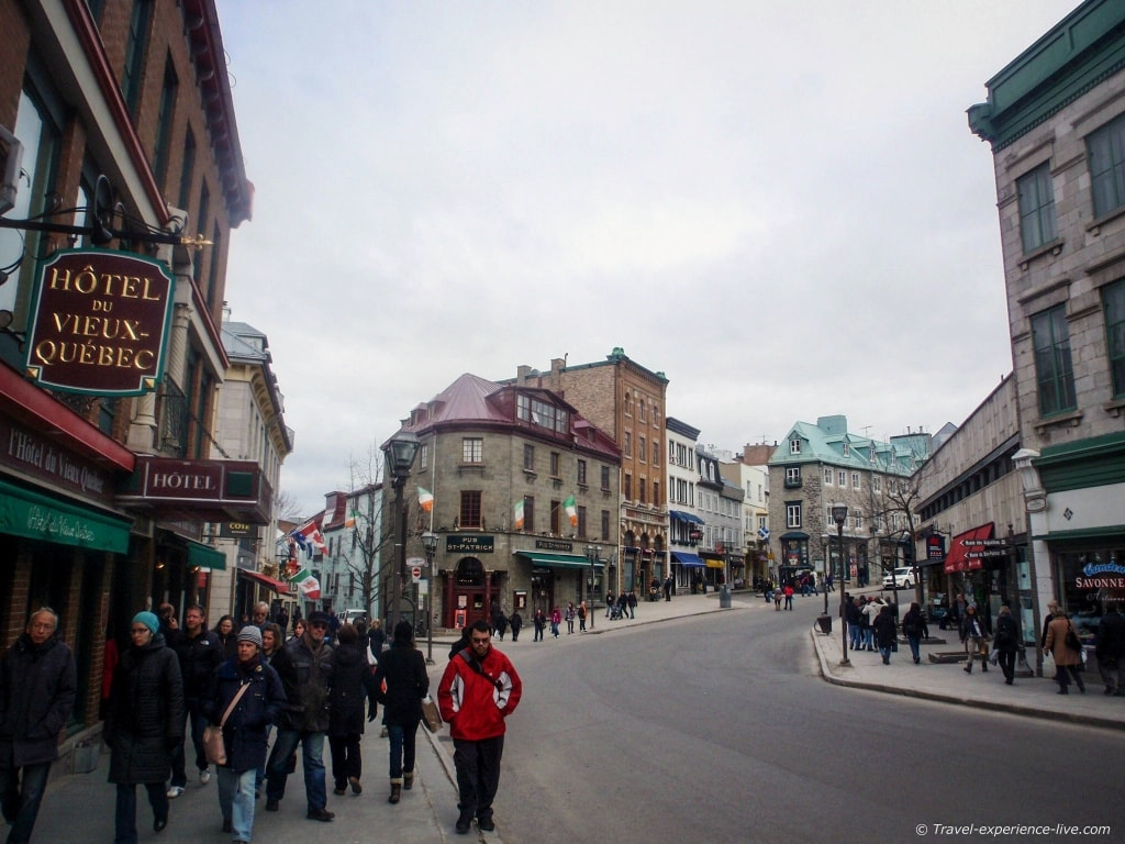 Dusting Off an Old Post: A Weekend in Old Québec City