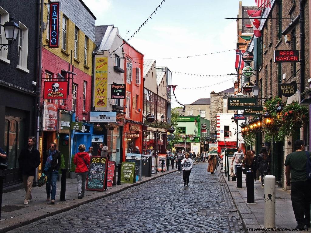 irish streets - a photo essay