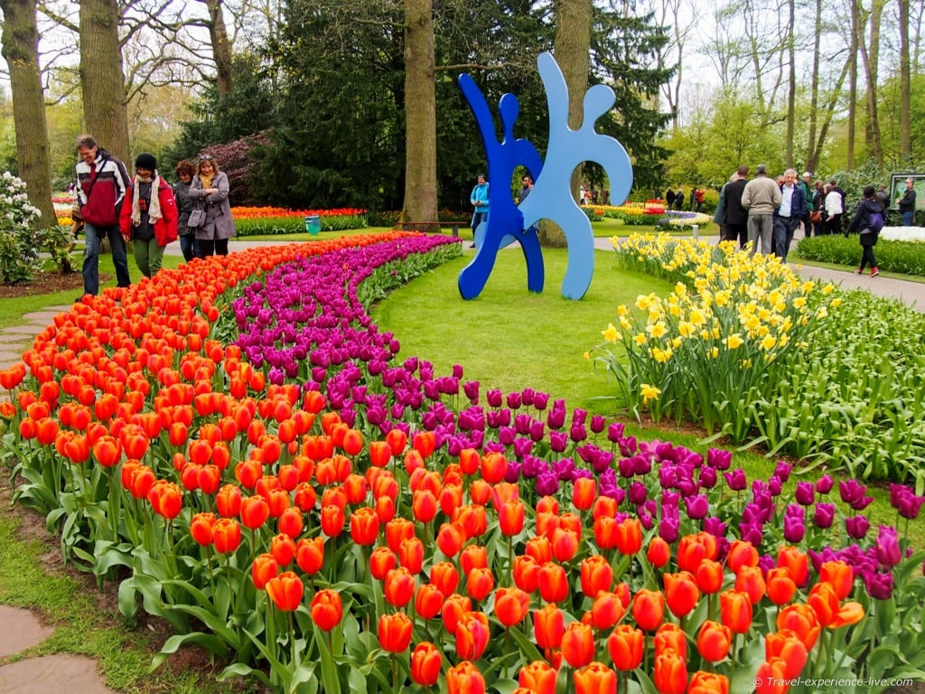 A Visit to Keukenhof in 40 Pictures