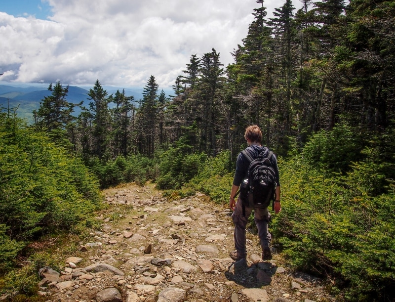 12 Awesome Treks and Hikes Infographic