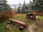 Hiking Smarts Mountain, New Hampshire