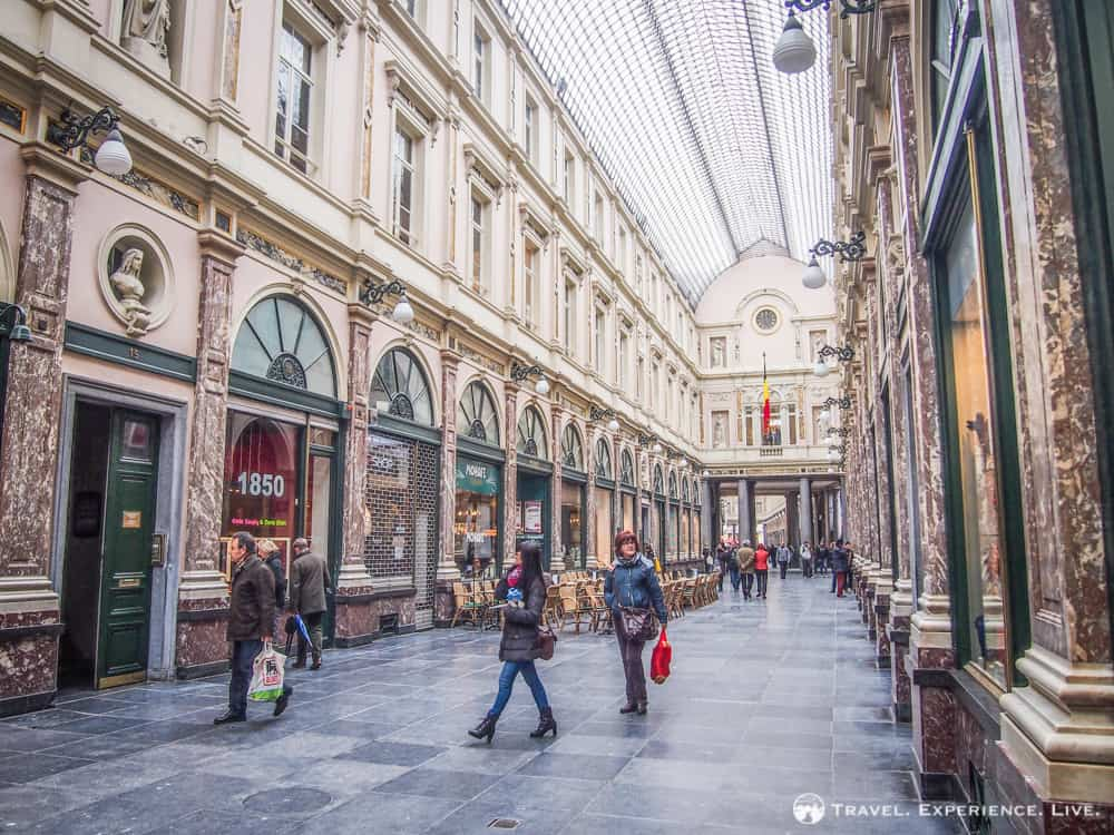 Brussels in 20 Photos