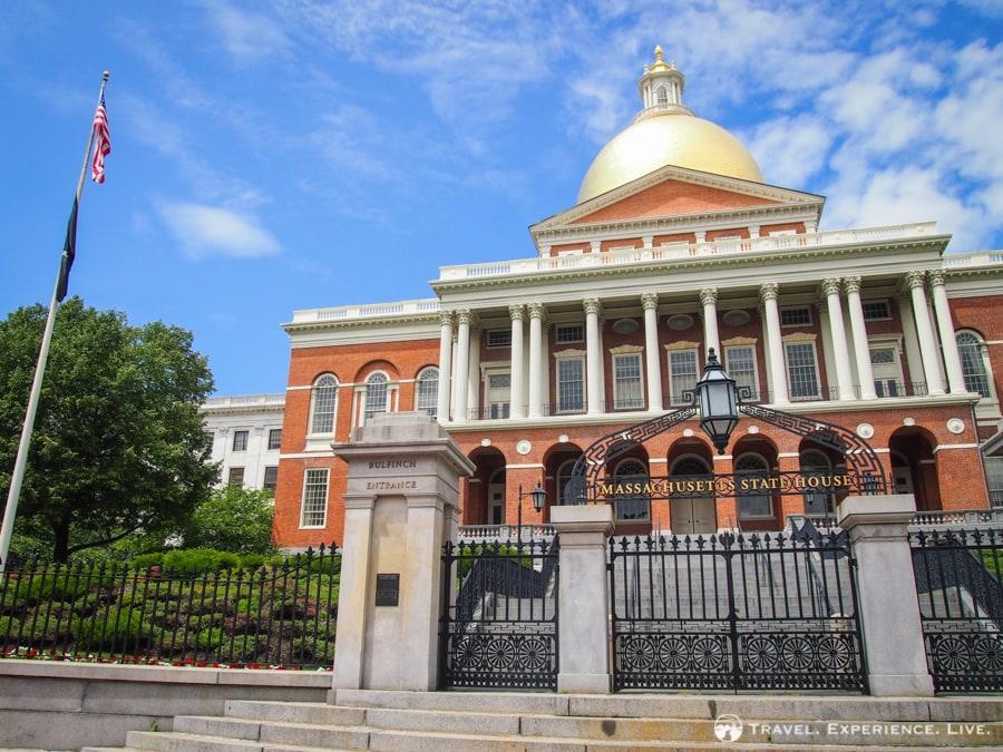 Exploring Boston, MA, Along the Freedom Trail