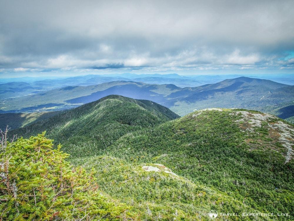 Greens & Whites – New England Mountain Ranges