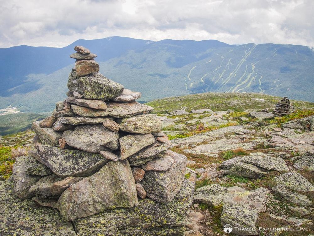 Tackling Mount Washington by Car