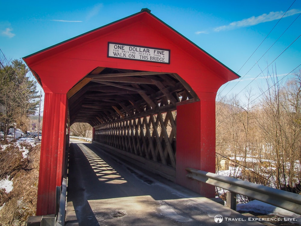 25 Covered Bridges of Vermont – Part 2