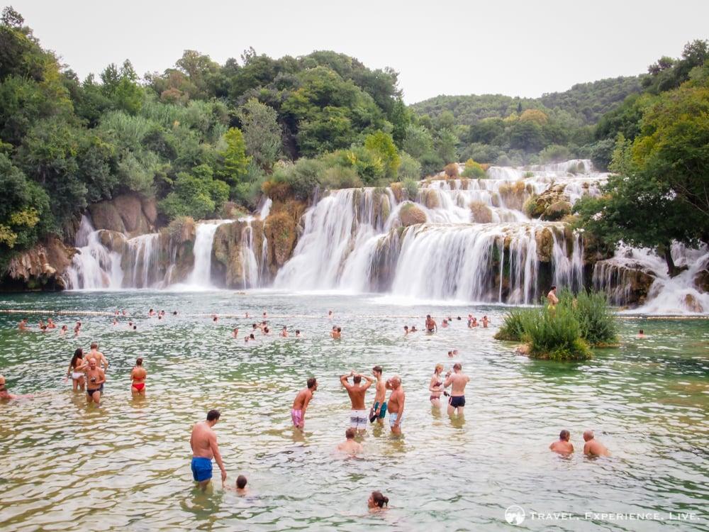 A Morning in Krka National Park, Croatia