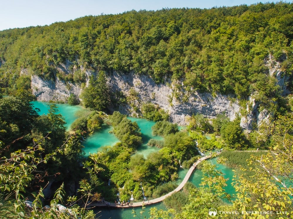 The Sheer Beauty of Plitvice Lakes National Park
