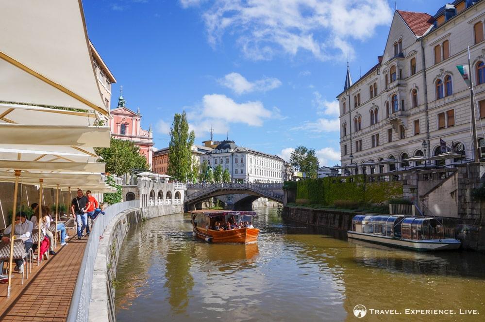 Ljubljana in 20 Photos