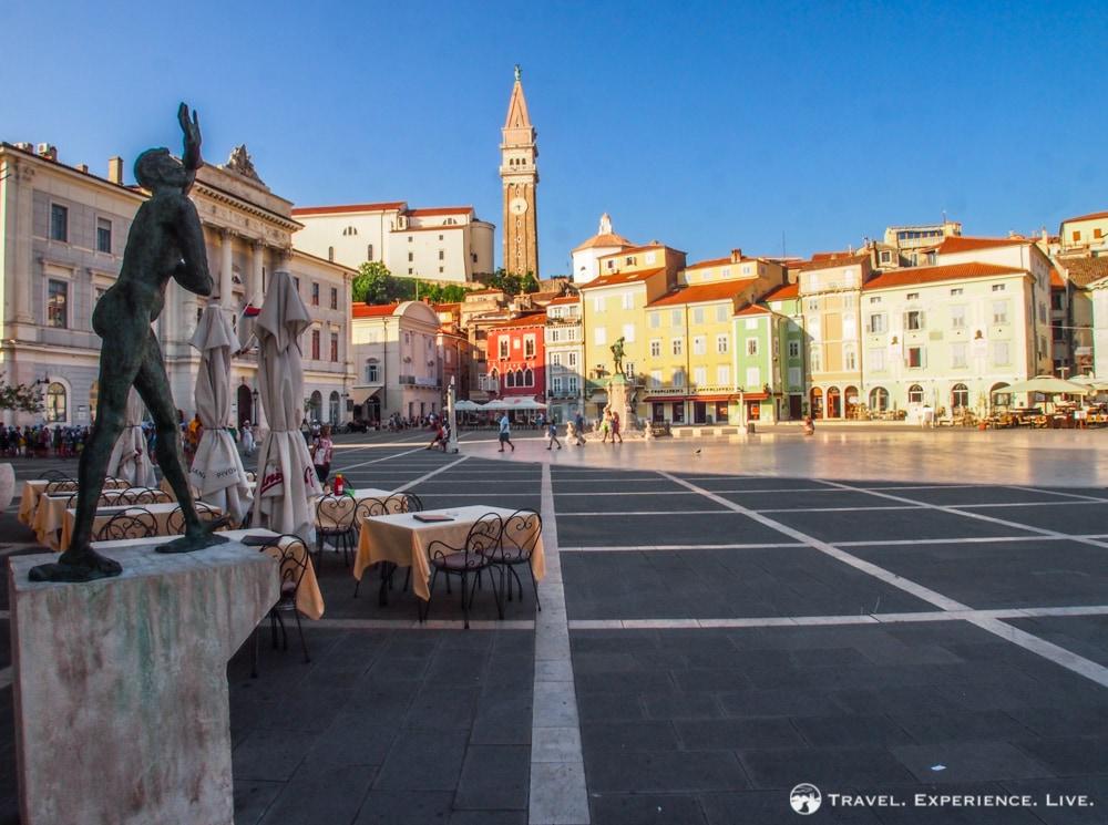 Piran – A Pretty Stop on the Adriatic Coast