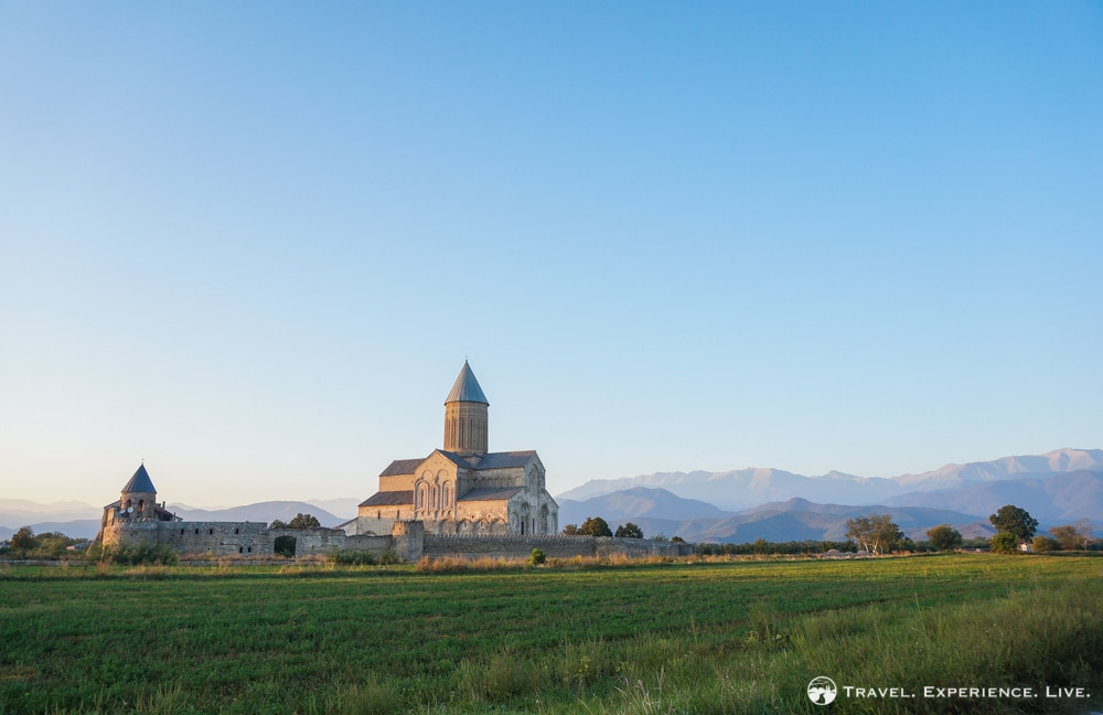 Georgia – A Country of Wine and Churches