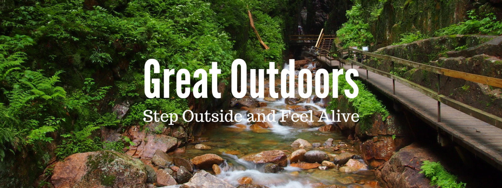Great Outdoors - Travel. Experience. Live.