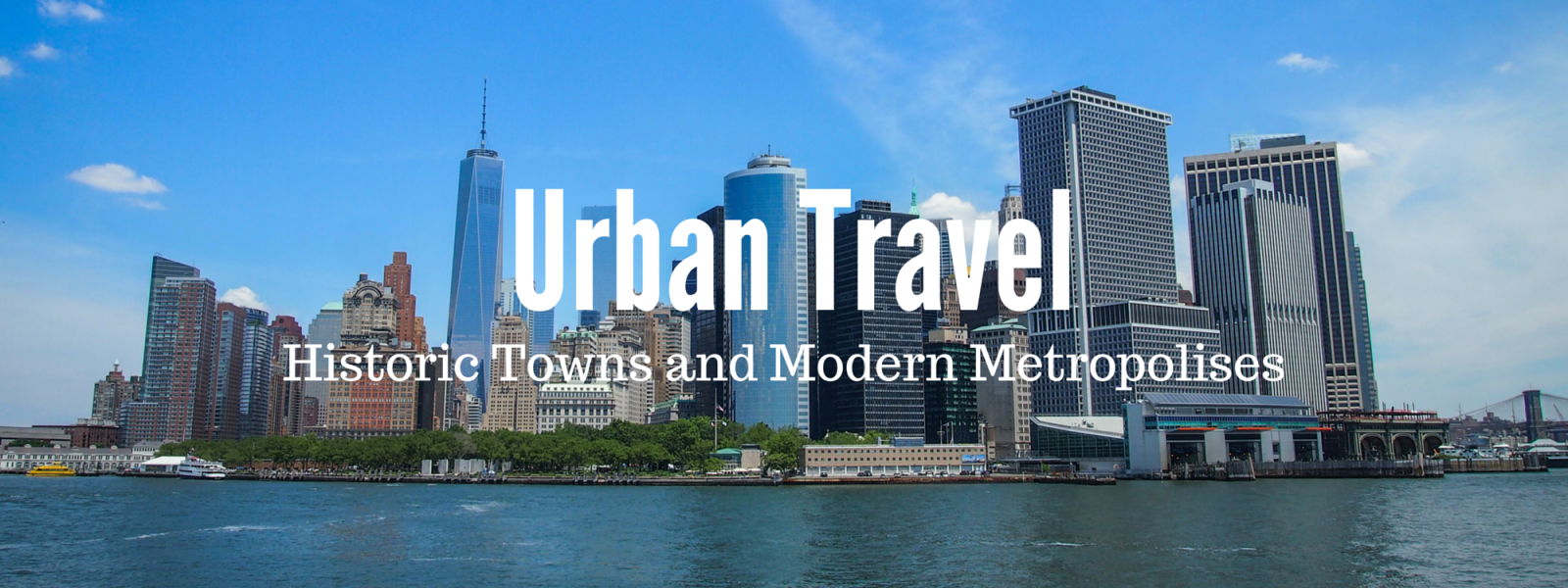 Urban Travel - Travel. Experience. Live.