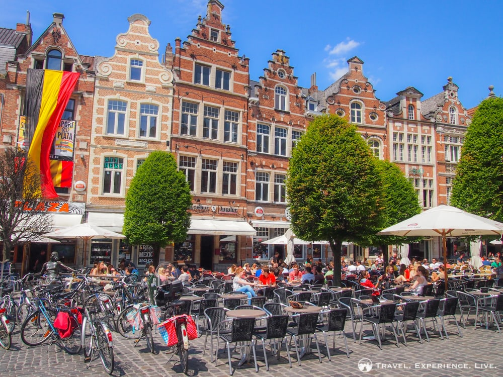 What to See in Leuven, Belgium