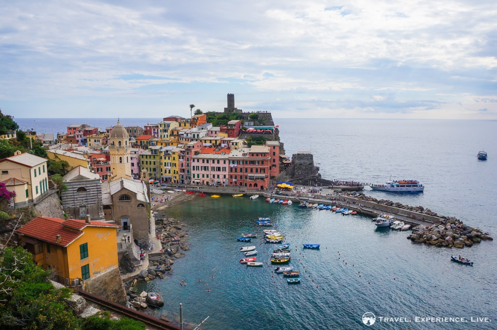 Cinque Terre National Park Deserves More Than One Day