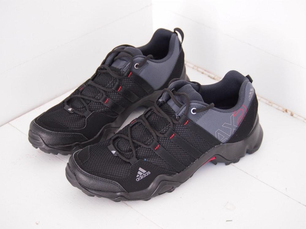 adidas ax2 trail walking shoes review