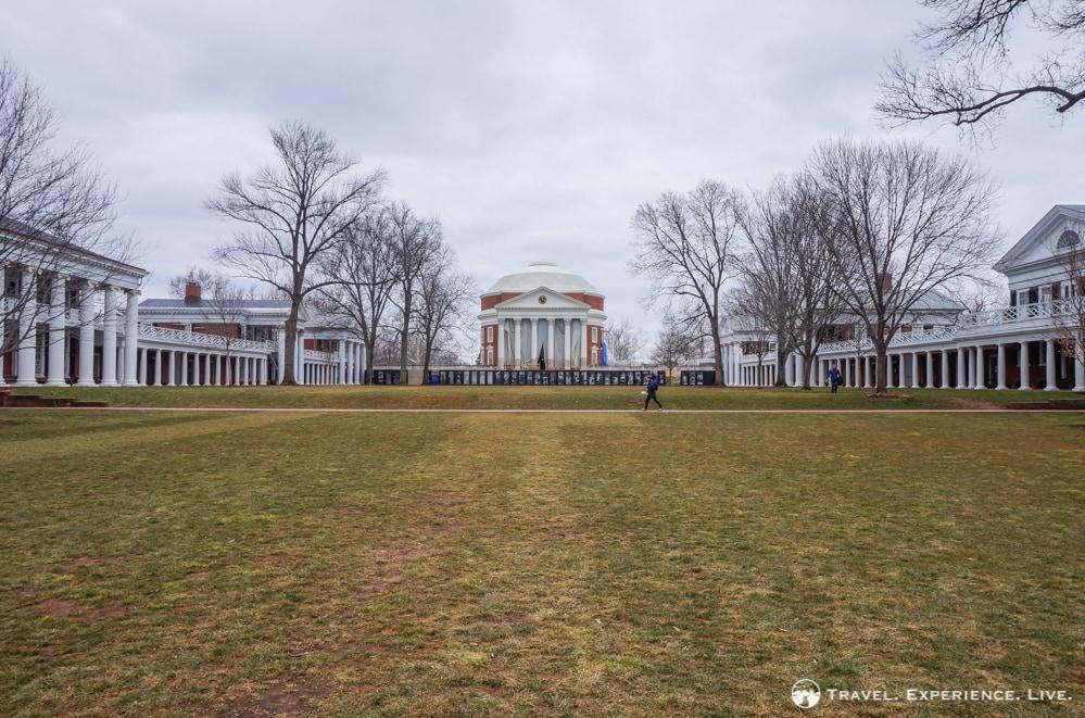 The University of Virginia in 2 Hours