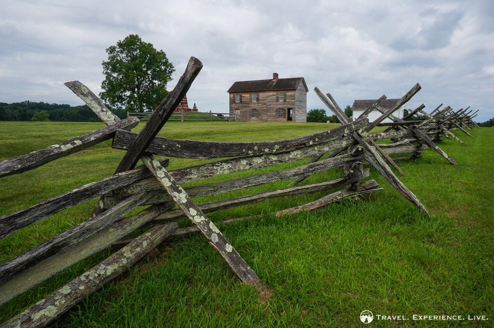 Civil War Battlefields: Manassas National Battlefield Park, Virginia