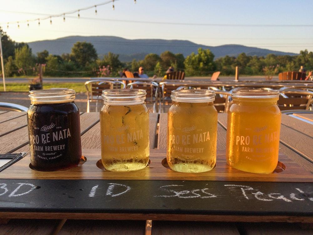 American Craft Breweries: Pro Re Nata Farm Brewery, Crozet, VA