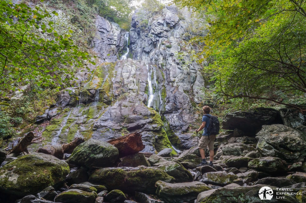 South River Falls – A Hike to Shenandoah National Park's Third-Tallest Waterfall