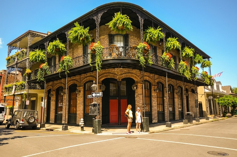New Orleans – History, Cuisine, and Culture in the American South