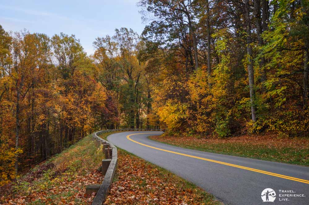 Driving Virginia's Blue Ridge Parkway in Fall – A Guide