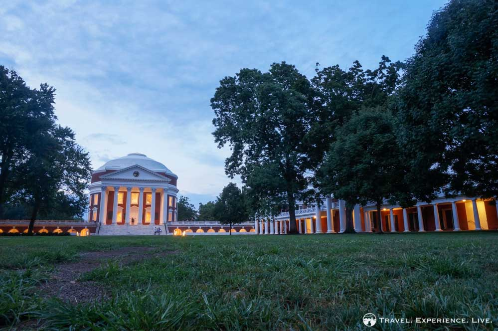 UNESCO World Heritage Photo Essay: the University of Virginia
