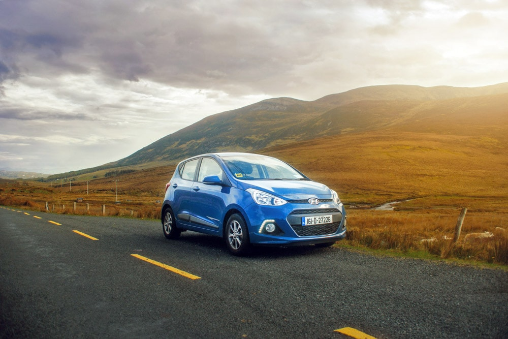 Wild Atlantic Way – Ireland's First Long Distance Drive