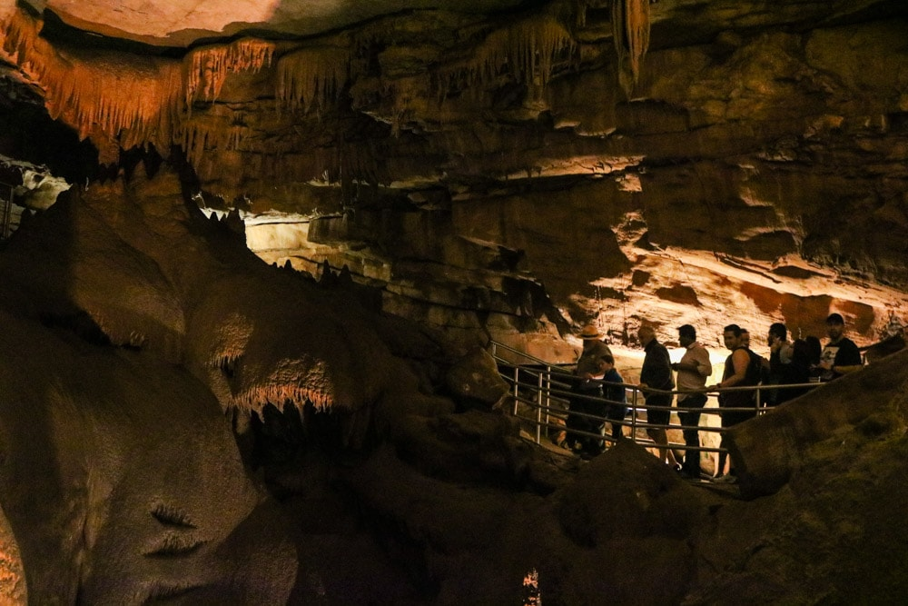 Domes and Dripstones Tour, Mammoth Cave National Park - Longest Cave in the World