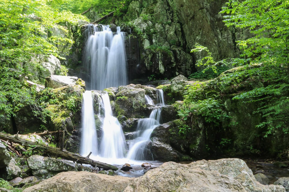 Could This Be the Best Waterfall Hike in Shenandoah National Park, Virginia?