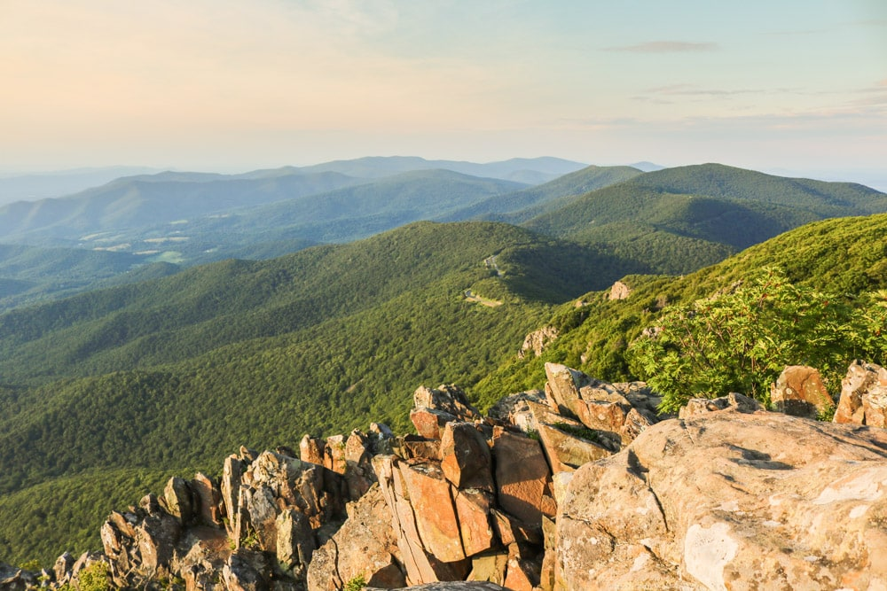Stony Man Trail – Best Sunset Hike in Shenandoah National Park, Virginia