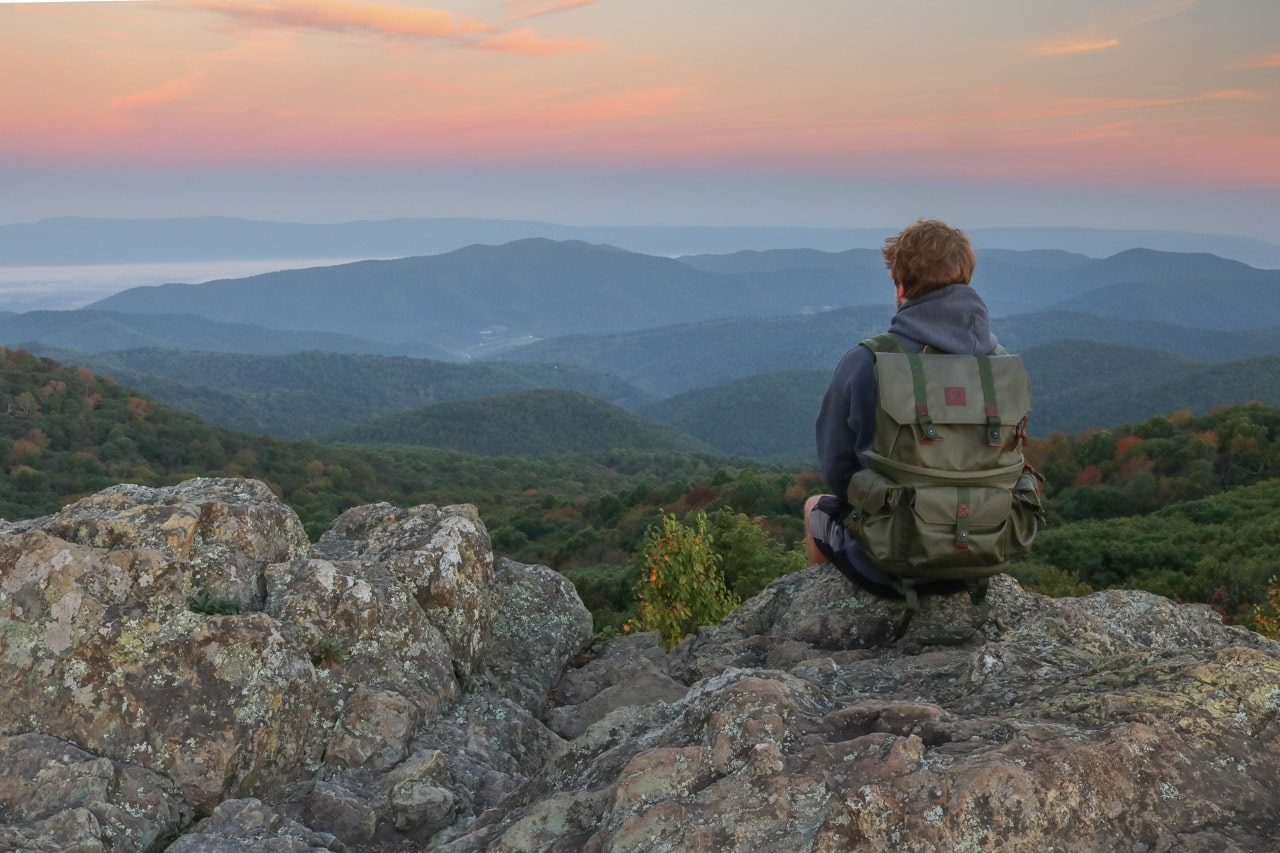 Where to Watch the Sunrise in Shenandoah National Park, Virginia