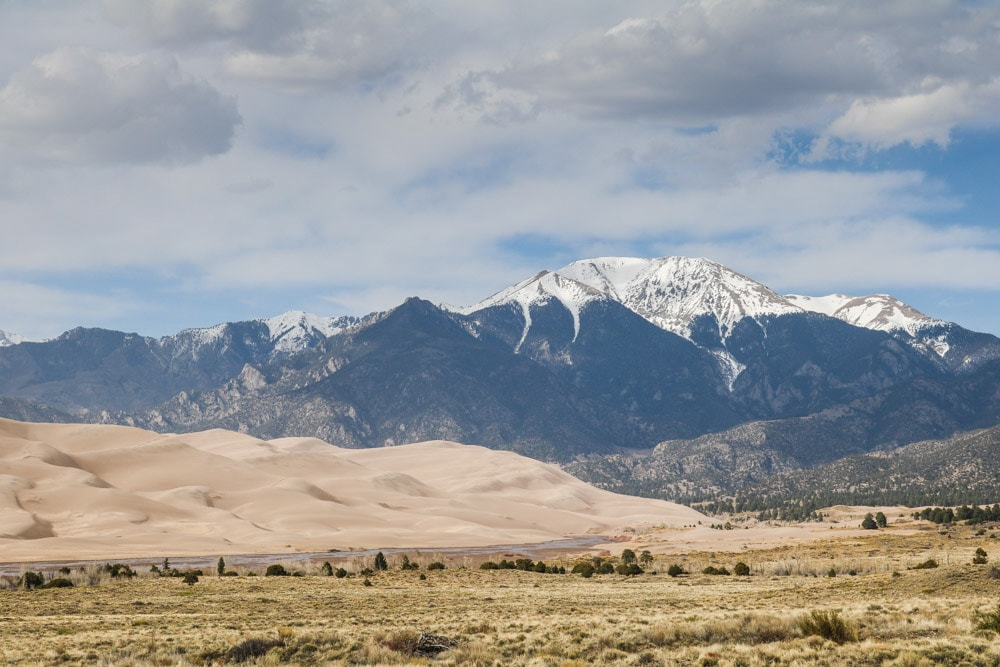 24 Hours in Great Sand Dunes National Park, Colorado