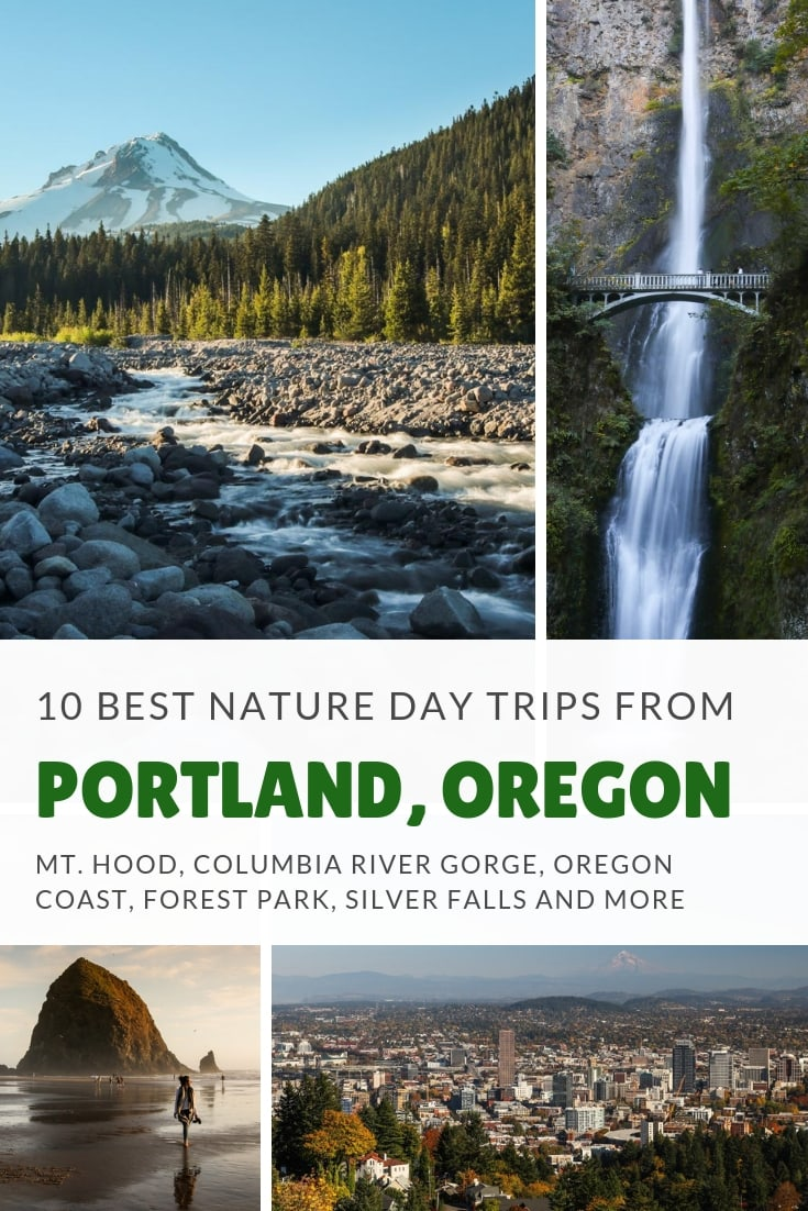 Best Day Trips From Portland For Nature Lovers | Travel