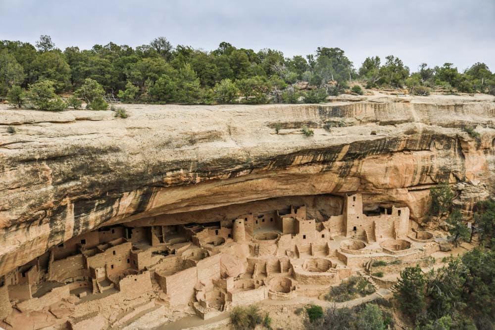 Cliff Palace, Mesa Verde National Park, Colorado, UNESCO World Heritage national parks
